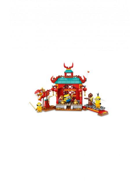 LEGO® Minions 75550 Minionki i walka kung-fu wiek 6+