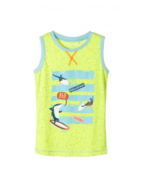 T-shirt chłopięcy 1I3444