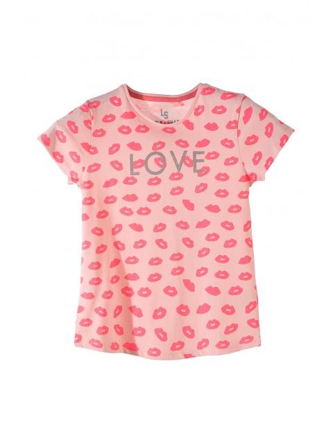 T-shirt dziewczęcy 4I3310