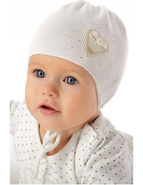 Czapka niemowlęca 5X32AZ