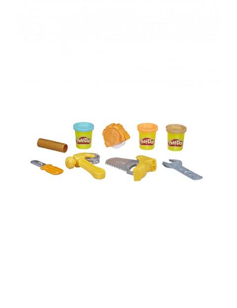 Playdoh Zestaw narzędzi i ciastolina 3+