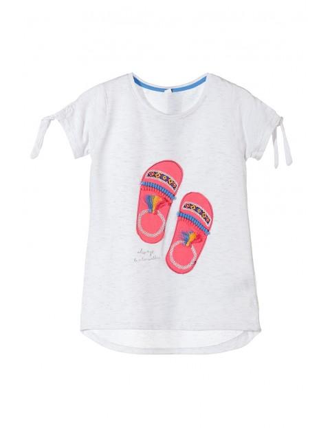 T-shirt dziewczęcy 3I3419