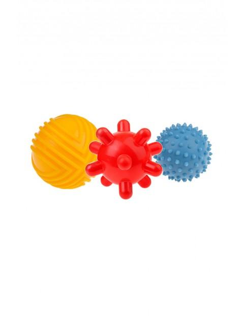 Piłki sensoryczne- kolorowe sensory 3 szt