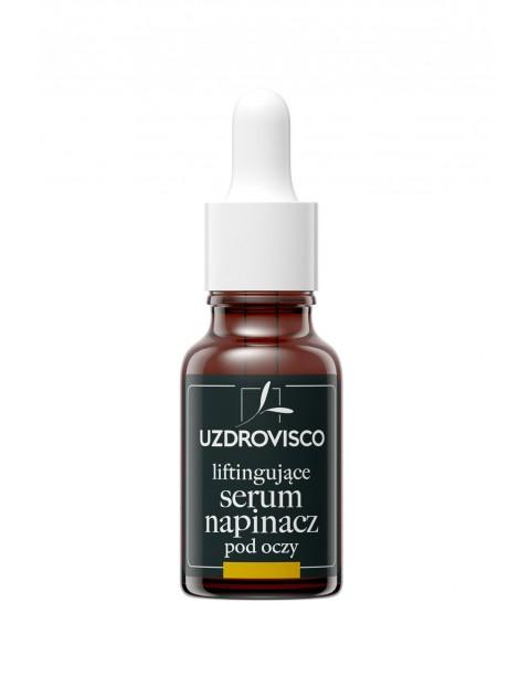 Uzdrovisco Świetlik Liftingujące serum-napinacz pod oczy naparowe - 15ml