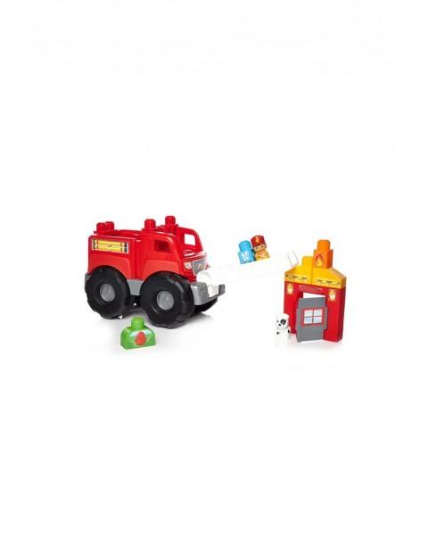 Mega Bloks wóz strażacki - klocki