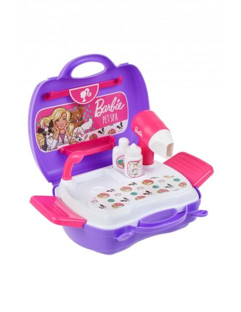 Barbie Zestaw SPA dla zwierząt walizka