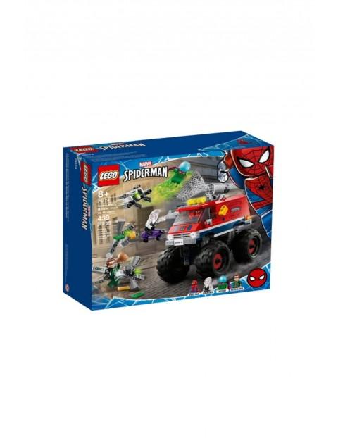 LEGO Super Heroes - Monster truck Spider-Mana kontra Mysterio - 439 el