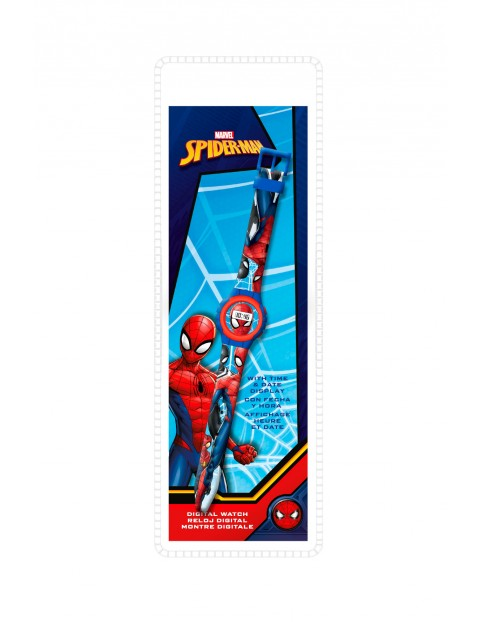 Zegarek cyfrowy dziecięcy - Spiderman
