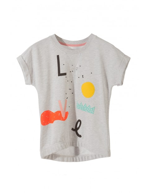 T-shirt dla dziewczynki 4I3209
