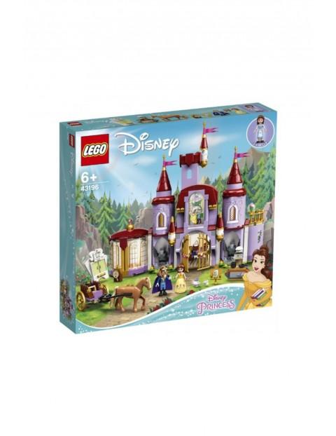 Zestaw LEGO® ǀ Disney Zamek Belli i Bestii WIEK 6+ - 505 elementów