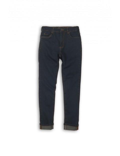 Spodnie chłopięce jeansowe 1L35AB