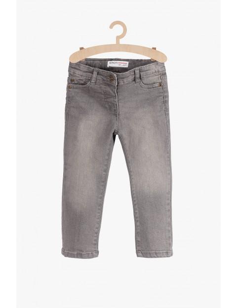 Spodnie dla niemowlaka- szare