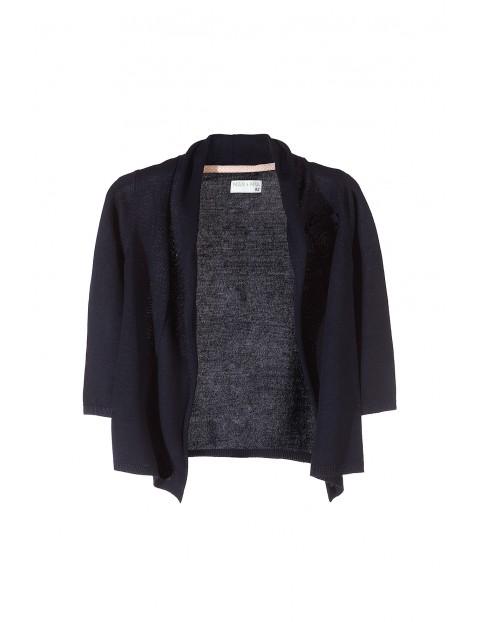 Sweter dziewczęcy dzianinowy 3C3502