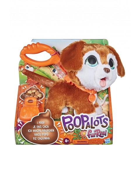 Furreal Poopalots pies - zwierzaki na smyczy 4+