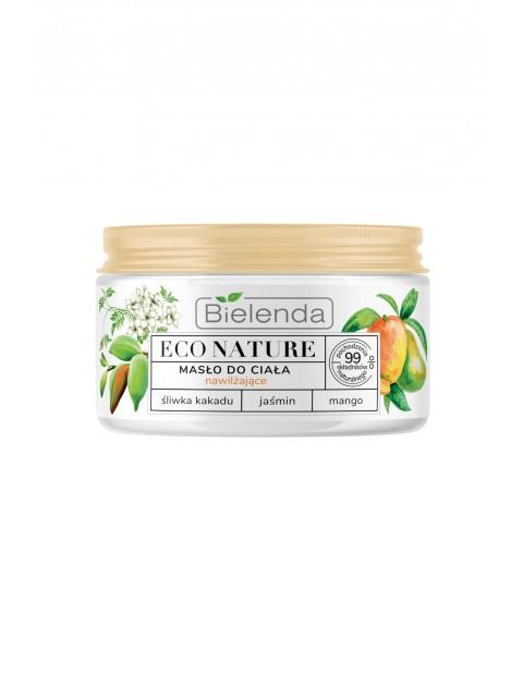 ECO NATURE - Śliwka kakadu + Jaśmin + Mango - masło nawilżające do ciała 250 ml