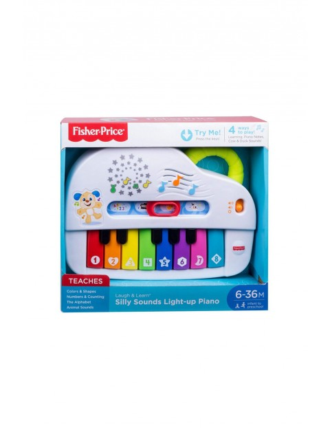 Fisher Price Pianinko Malucha 6msc+