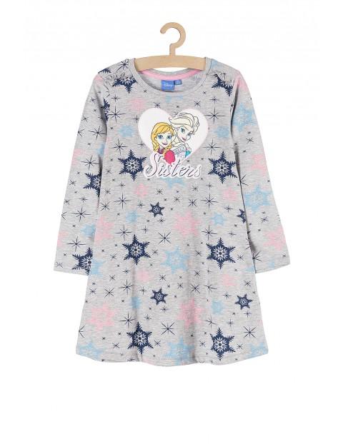 Koszula nocna dziewczęca Kraina Lodu