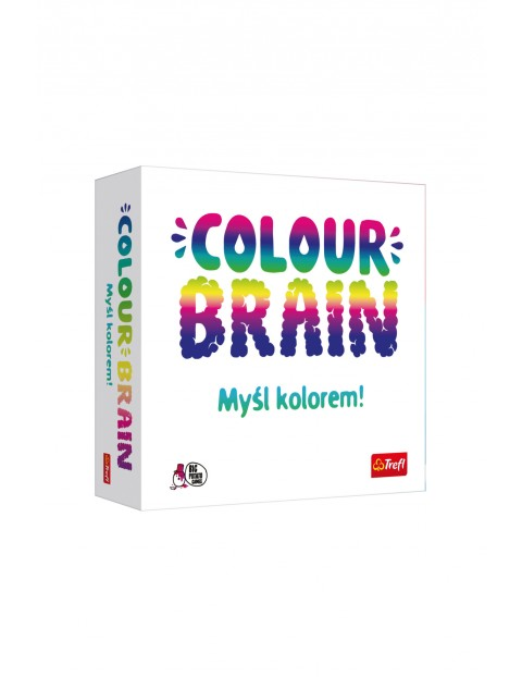 Gra Colour Brain. Myśl Kolorem!