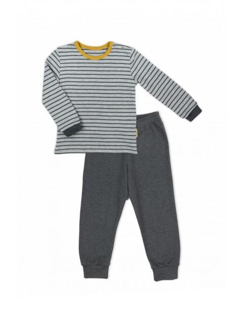Piżama chłopięca dwuczęściowa długi rękaw