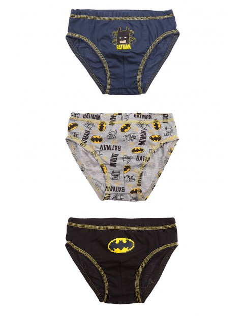 Majtki chłopięce Batman 3pak