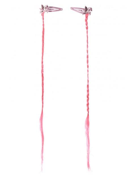 Spinki z warkoczykiem 3Y3548