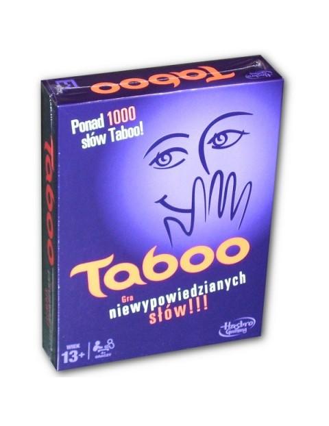 Gra Taboo (Tabu) rodzinna towarzyska Hasbro