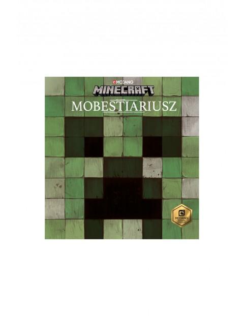 Książka dziecięca - Minecraft. Mobestiariusz