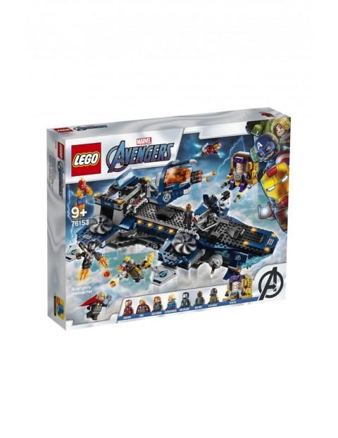 LEGO® Marvel Avengers Lotniskowiec 76153 - 1083 el wiek 9+