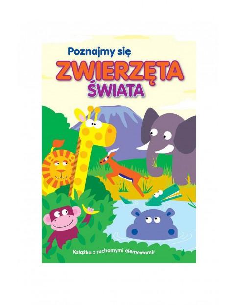 Zwierzęta świata - książka 1Y2837