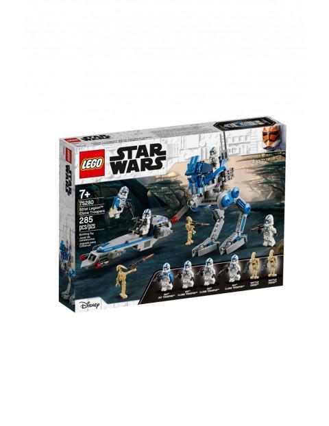 Lego Star Wars 75280 - Żołnierze-klony z 501. legionu - 285 elementów wiek 7+