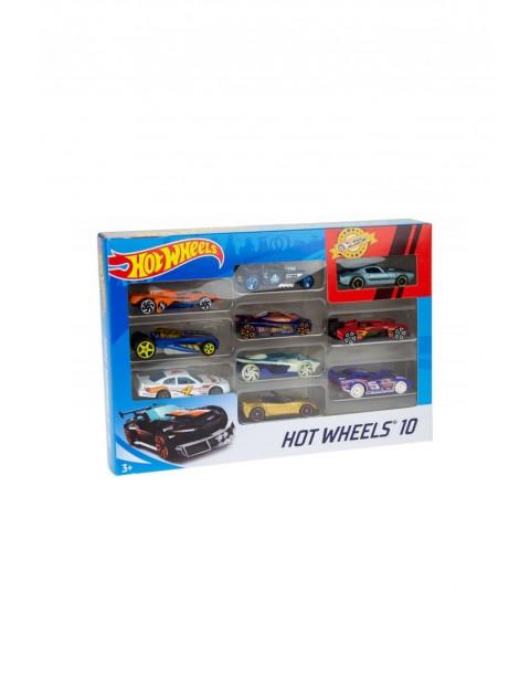 Hot Wheels - Samochody resoraki 10pak