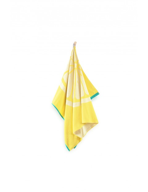 Ręcznik Citron z bawełny egipskiej 100x160 cm