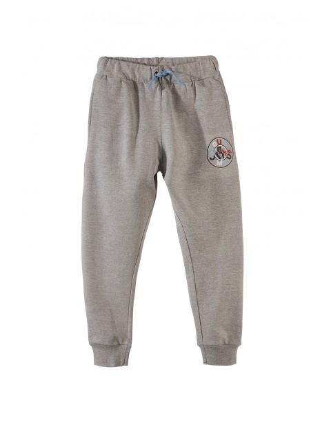 Spodnie dresowe chłopięce 1M3209