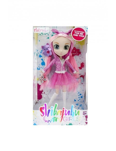 Shibajuku Girls - lalka Shizuba 3Y34GS