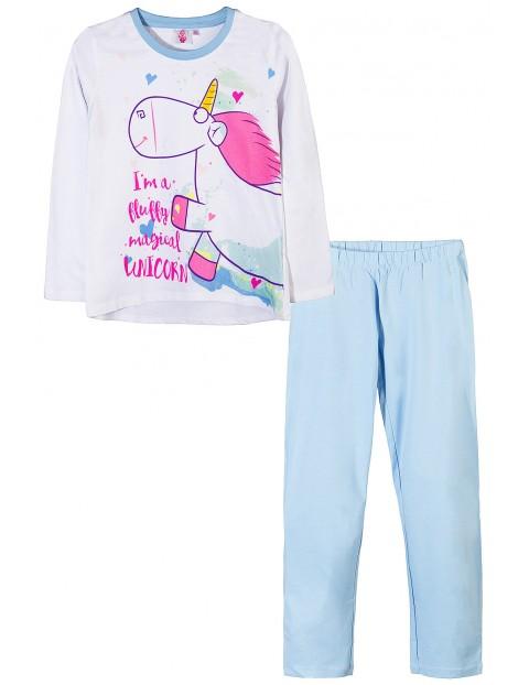 Pidżama dziewczęca Minionki 4W35A6