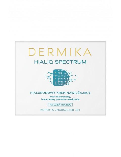 DERMIKA Hialiq Spectrum Krem nawilżający 30+ dzień i na noc - 50 ml
