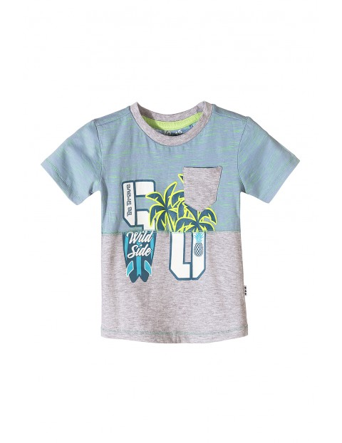 T-shirt chłopięcy 1I3448