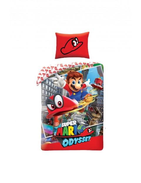 Pościel Super Mario 140x200+70x90cm
