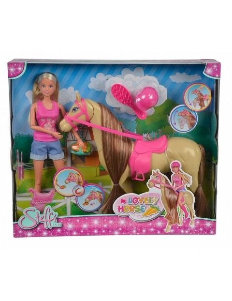 Steffi i jej słodki koń