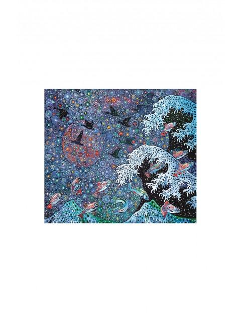 Puzzle Clementoni Taniec gwiazd - 500 elementów
