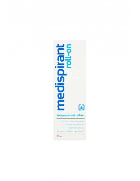 Medispirant Antyperspirant roll-on 50 ml
