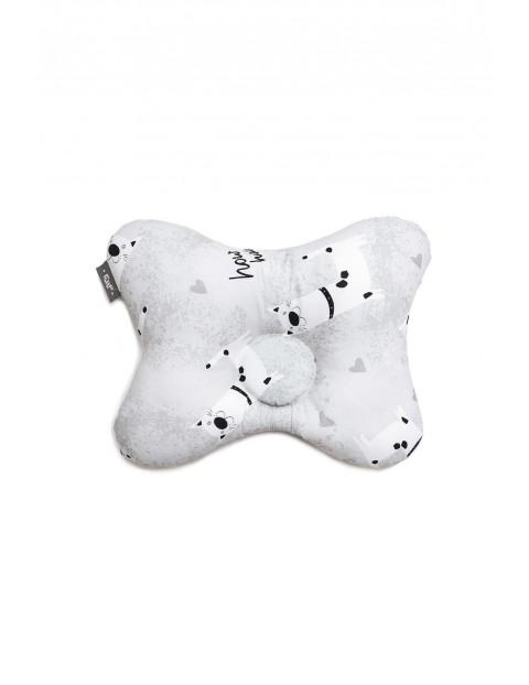 Poduszka z Pianką Memory Pieski dla dziecka 0-2lata