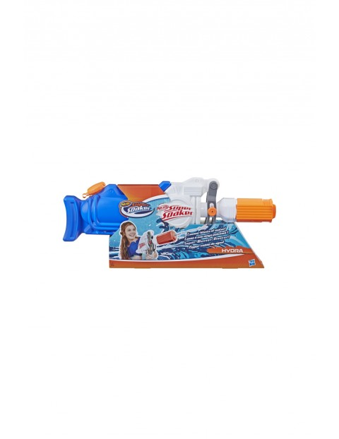 Supersoaker Hydra Nerf