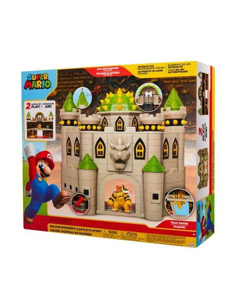 Super Mario Zamek Bowser'a