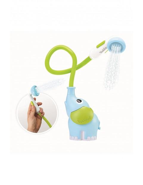 Yookidoo Prysznic Słonik Blue -zabawa w kąpieli