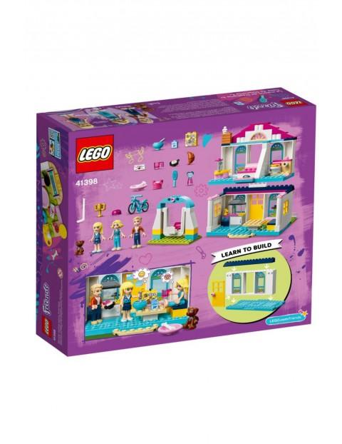 Lego Friends - Dom Stephanie - 170 elementów wiek 4+