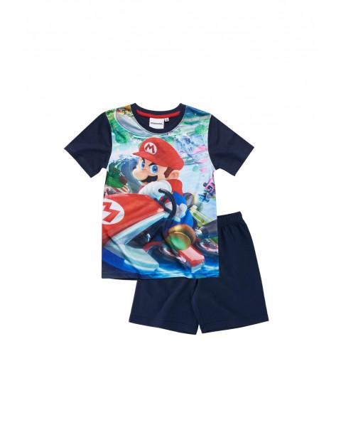 Pidżama chłopięca Mario Bros 1W34BS