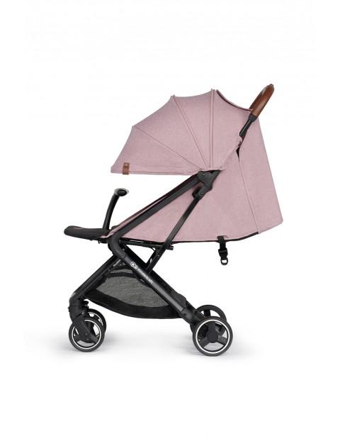 Kinderkraft wózek spacerowy NUBI pink