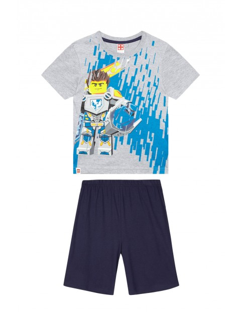 Piżama chłopięca z krótkim rękawem- Lego rozm 140