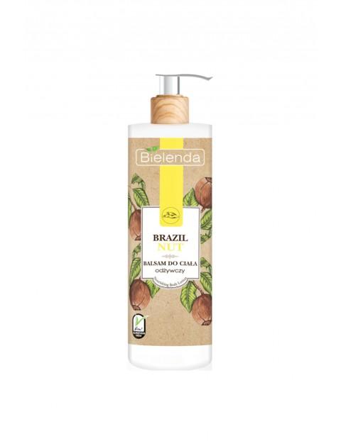 BRAZIL NUT Balsam do ciała odżywczy Bielenda - 400 ml